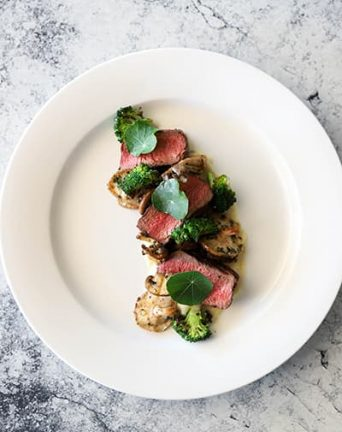 Beef & Mushroom
